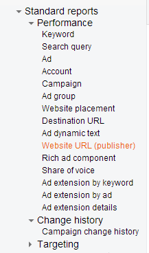 Bing Ads Reports - Bing Adwords
