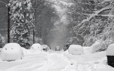 iQuanti research on the East Coast Blizzard featured on Digiday
