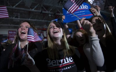 iQuanti research ahead of the Iowa Caucus featured on Washington Examiner