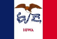 Iowa vs. America in Political Search Data