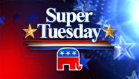 Super Tuesday Search Data