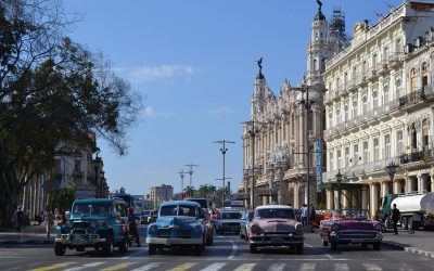 Search Insights into Americans' Interest in Travel to Cuba