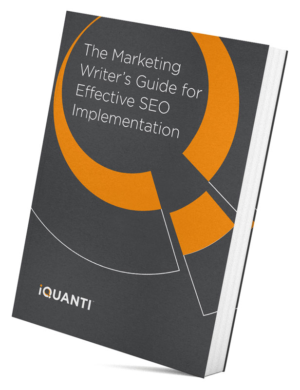 The Marketing Writer's Guide for Effective SEO Implementation