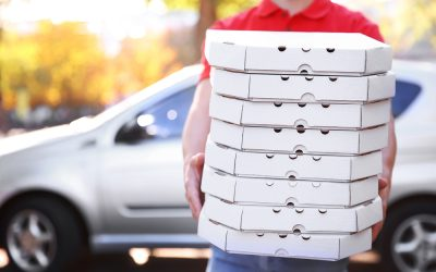 Marketing Dive: Pizza Brands Experience Surge in Search Interest