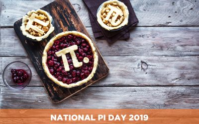"What do most Americans think of when they hear ""National Pi Day""?"