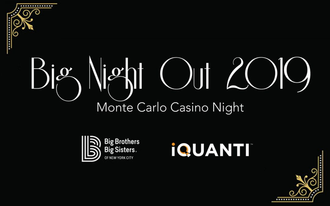 iQuanti Commits to Giving Back With Big Brothers Big Sisters Event