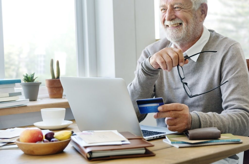 Financial services marketing to seniors: understanding the digital possibilities