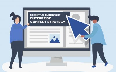 An SEO's guide to 5 essential elements of enterprise content strategy