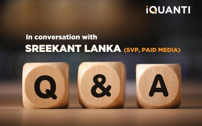 Q&A with Sreekant Lanka: Google's Former Programmatic Head to Lead Paid Media at iQuanti