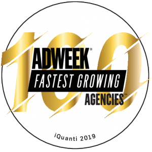 iQuanti - Adweek 2019 fastest growing agency -Digital marketing company