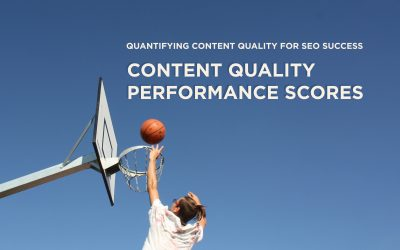 Quantifying Content Quality: ALPS Content Quality Performance Score