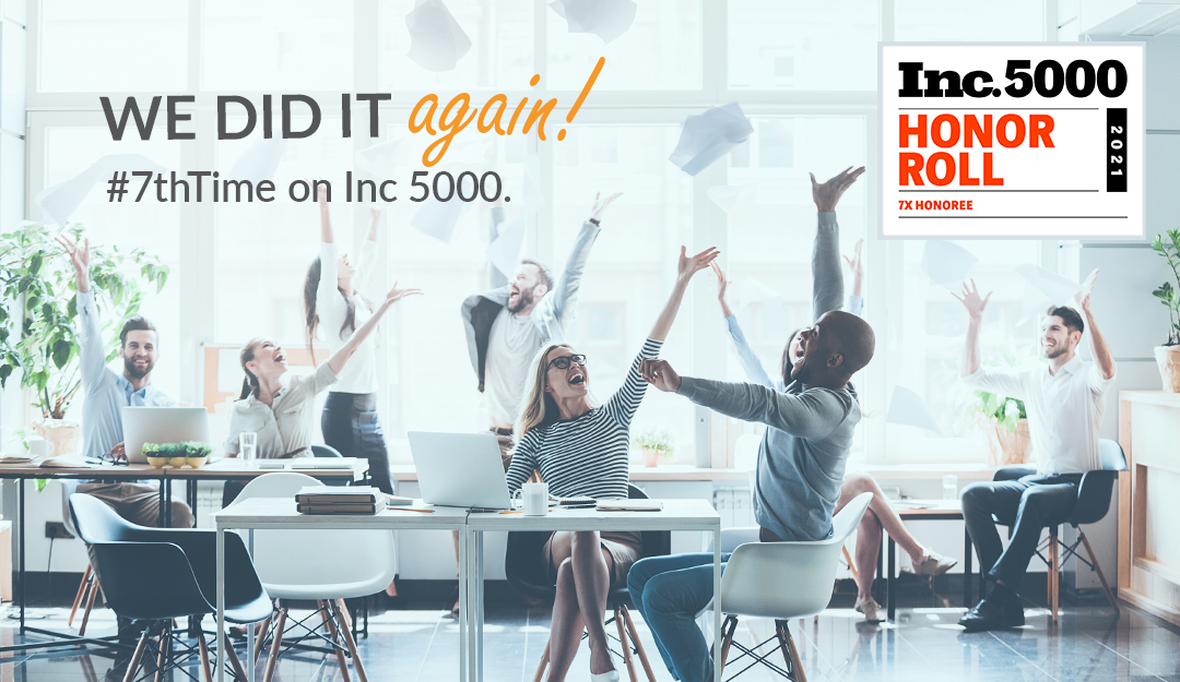 iQuanti Makes the Inc. 5000 List for the Seventh Time